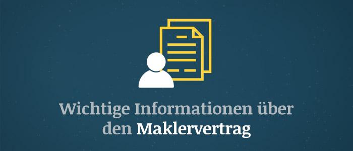 Maklervertrag – Wichtige Informationen für Immobilienmakler und Kunden
